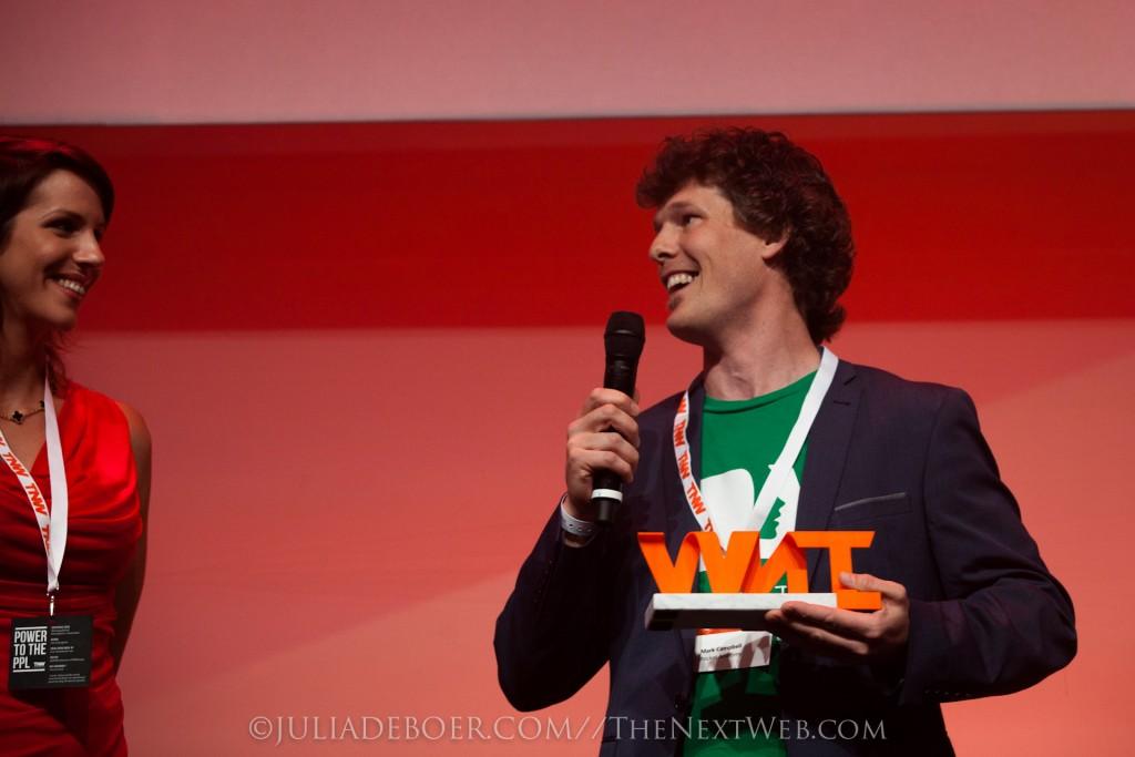 European Best Tech StartUp Award