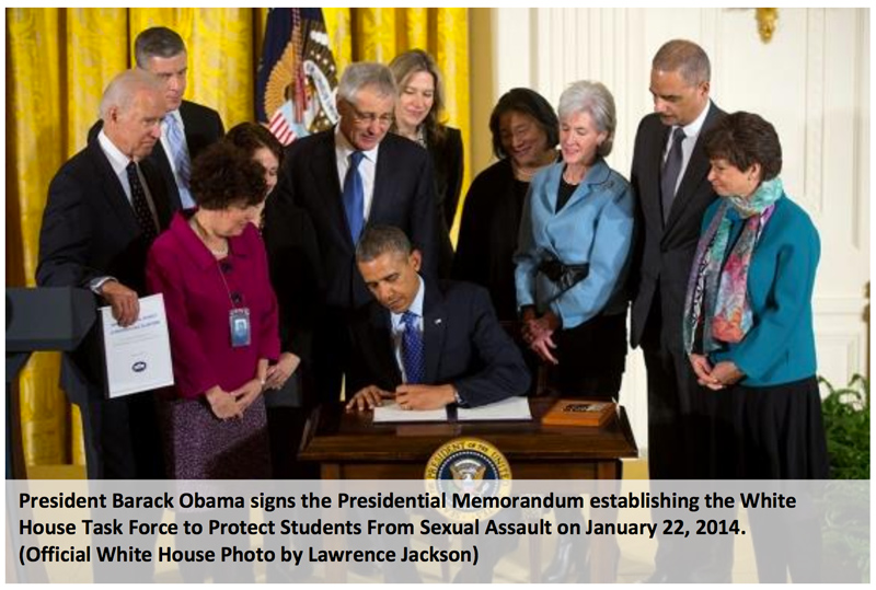 President Obama: Protect Students From Sexual Assault
