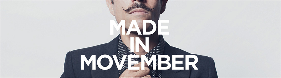 Movember, Mens Health